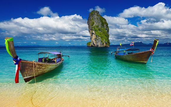 Il fascino della Thailandia tra templi e mare, speciale estate