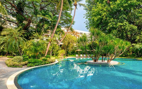Bangkok - Mövenpick BDMS Wellness Resort Bangkok 5*