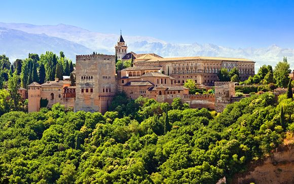 Autotour sulle strade dell'Andalusia