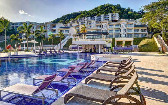 Estensione mare a Papagayo - Planet Hollywood Beach Resort