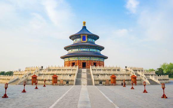 Tour della Cina con possibile estensione a Guilin e Hong Kong
