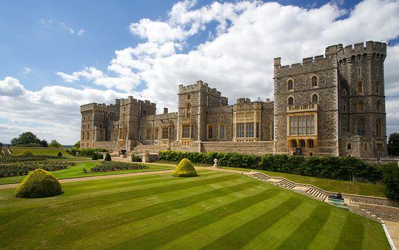 4 giorni per vivere l'atmosfera del Royal Wedding