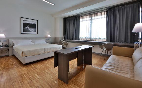 UNAHOTELS San Vitale Bologna 4*