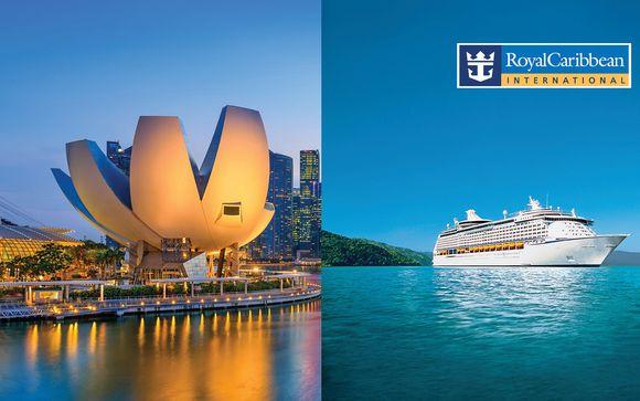 Soggiorno libero a Singapore e Minicrociera Sud-est Asiatico a bordo di Voyager of the Seas