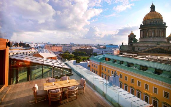 Hotel SO Sofitel St Petersburg 5*