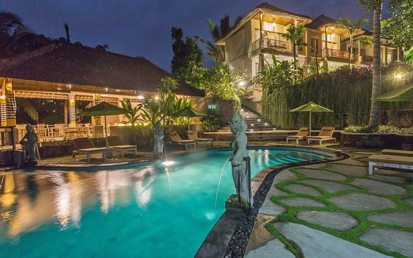 Ubud - Atta Mesari Resort & Spa 4*