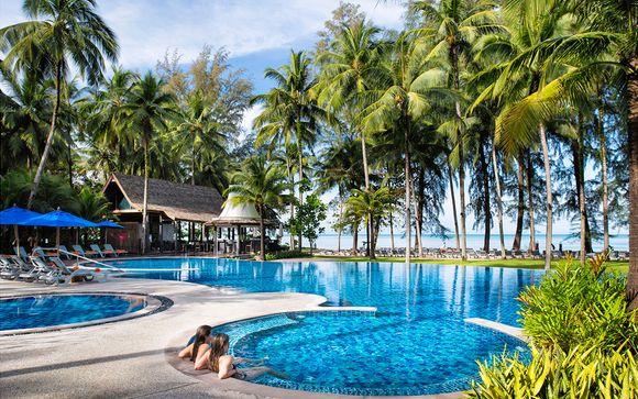 VIE Hotel Bangkok MGallery by Sofitel 5* + Manathai Khao Lak 4*
