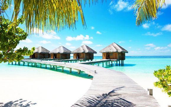 LUX South Ari Atoll 5* e volo Emirates