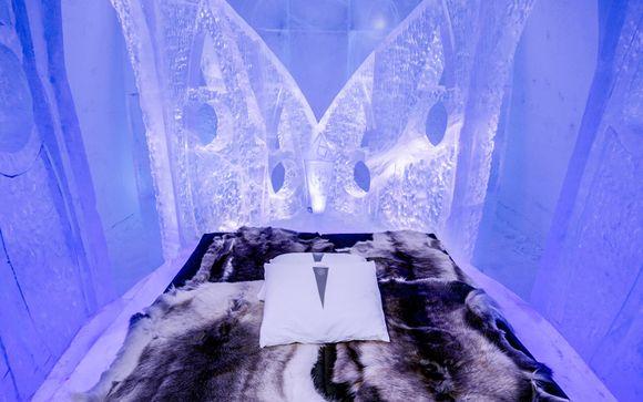 Jukkasjärvi - The IceHotel