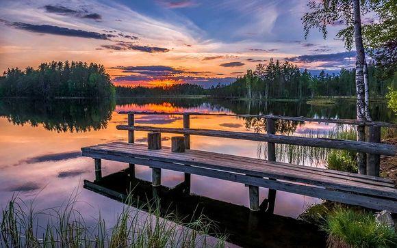 La Finlandia tra parchi nazionali e paesaggi mozzafiato