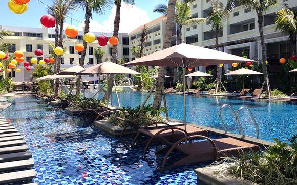 Hotel Swiss Belresort Watu Jimbar 4*