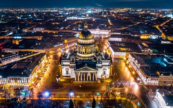 Crowne Plaza St Petersburg-Ligovsky 4*