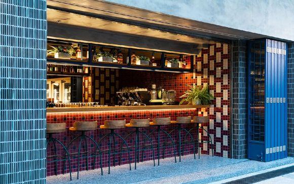 Hong Kong - Eaton Hotel Hong Kong 4*
