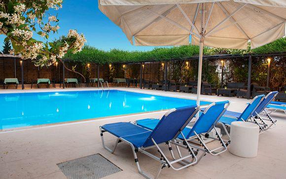 Miramare Hotel Eretria 4*