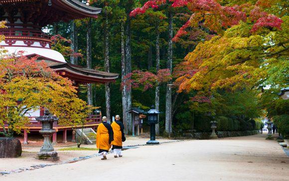 Tour in libertà tra monasteri e città