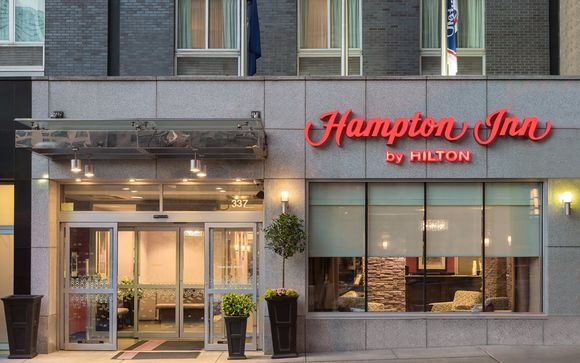L'Hampton Inn Manhattan Times Square South