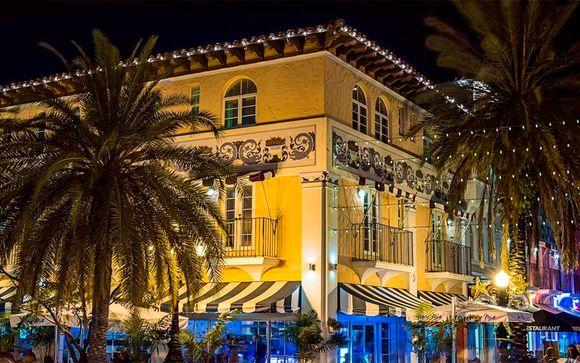 Miami - El Paseo Hotel 4*