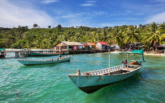 Estensione Mare - Spiaggia di Sihanoukville