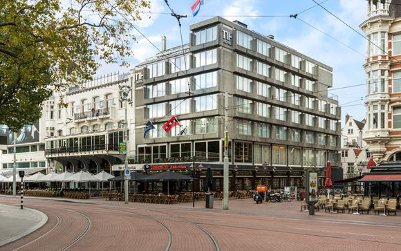 Hotel NH Amsterdam Caransa 4*