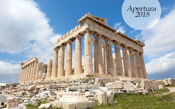 Al centro di Atene una location sofisticata e moderna