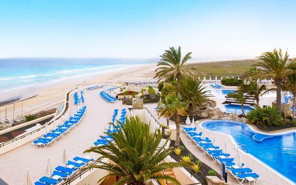Fuerteventura, lusso 4* sulla spiaggia con All Inclusive