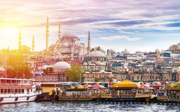 Eleganza a 5* nella centralissima piazza Taksim
