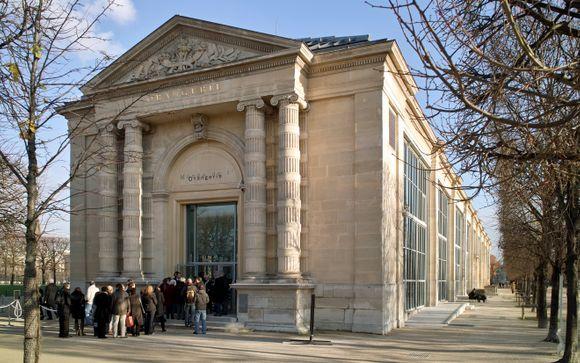 Accesso esclusivo al Musée de l'Orangerie