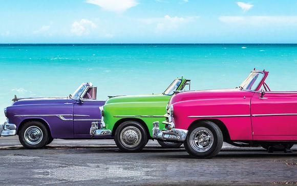 Vivace L'Avana e la playa di Cayo S.Maria in All Inclusive