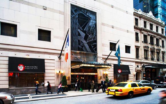 Millennium Broadway Times Square 4*