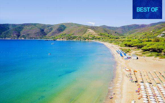 Relax in moderno 4* con spiaggia privata
