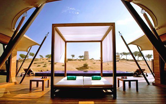 Al Wadi Desert 4* - Ras Al Khaimah