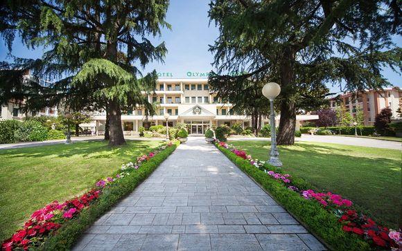 Hotel Terme Olympia 4*