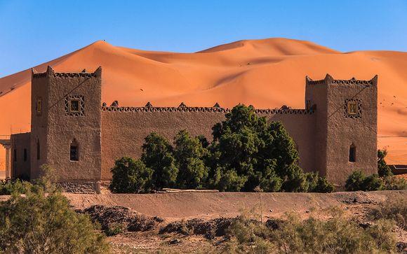 Alla scoperta delle bellezze del Marocco e del Sahara