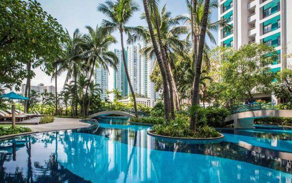 Bangkok - Chatrium Residence Sathon Bangkok 4*