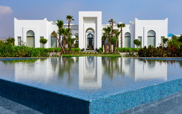 Banyan Tree Tamouda Bay 5*