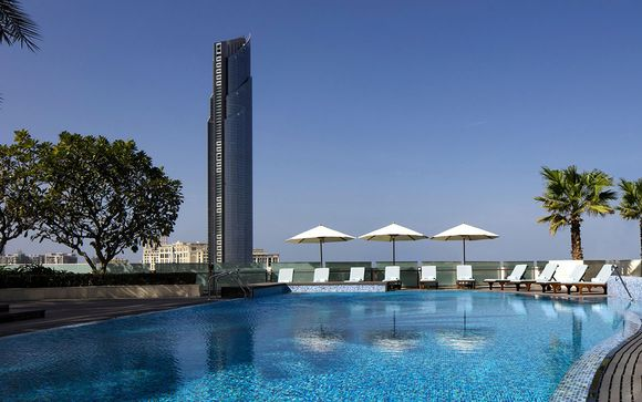 Dubai - Crowne Plaza Dubai - Festival City 5*.