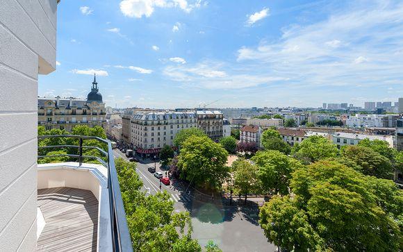 Hotel Le 209 Paris Bercy 4*