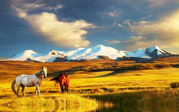 Tour alla scoperta dell'antico impero di Gengis Khan