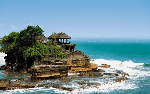 Tour di Bali con soggiorno mare in 4*