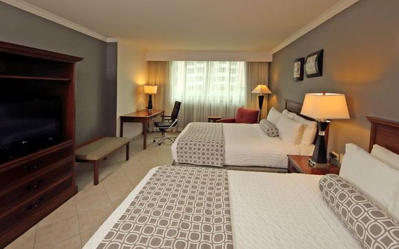 Panama City - Crowne Plaza Panama City 4 *