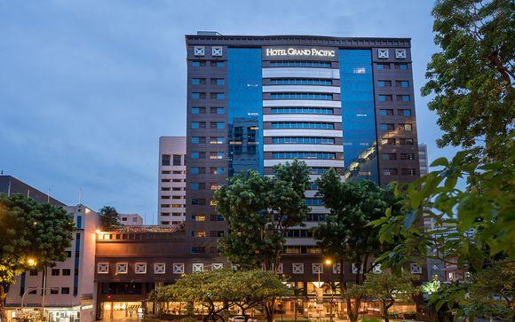 Singapore - Hotel Gran Pacific 4* o similare