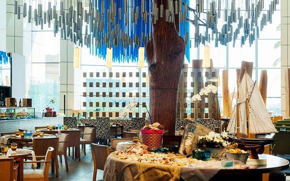 Dubai - Intercontinental Dubai Festival City 5*
