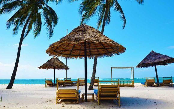 Diani Reef Beach Resort & spa 5* + Safari