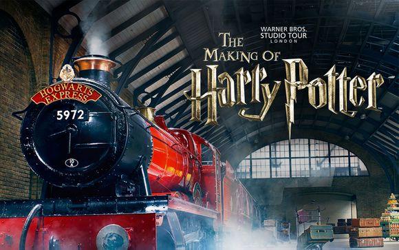 Vivi la magia di Harry Potter nel cuore di Londra