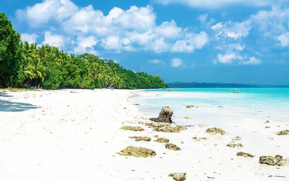 Port Blair e le spiagge delle Andamane