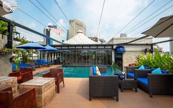 Bangkok - Galleria 10 Bangkok Hotel by Compass Hospitality 4*