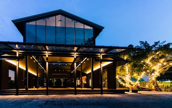 Bangkok - Theatre Residence 4*