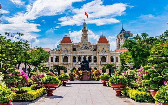 L'itinerario 13 notti con estensione a Nha Trang