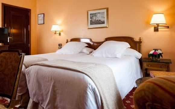L'Hotel Wellington Madrid 5*