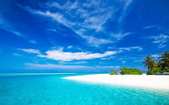 Combinato Mini Tour Sri Lanka + Adaaran Select Hudhuranfushi 4*